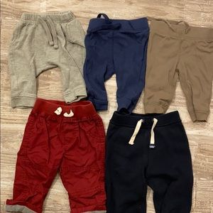 Boys 3 to 6 month pants